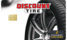 Apply Discount Tire